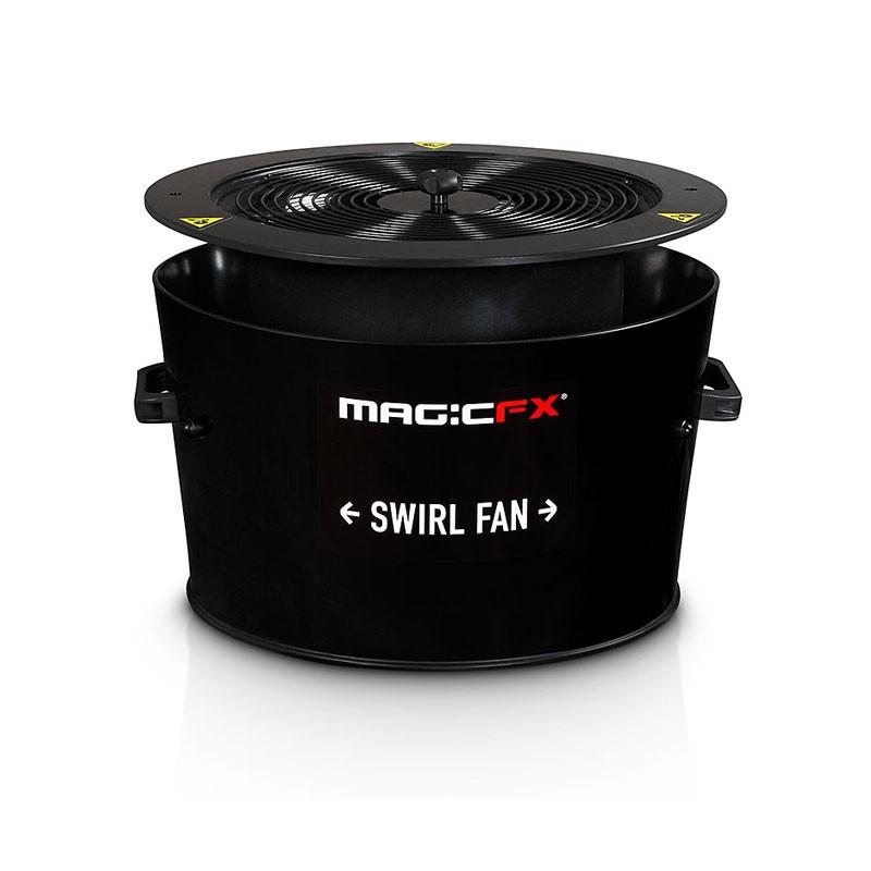Swirl Fan Image