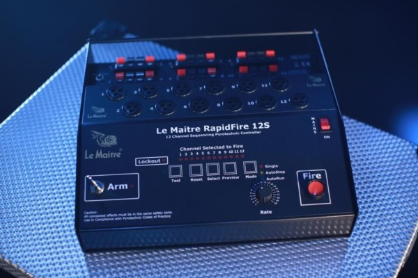 Rapidfire 12S Sequencer Image