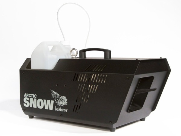 Arctic Snow Machine Image